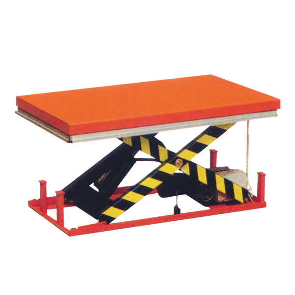 ET1001 Pallet truck table